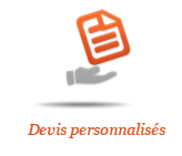 Devis personnalisés